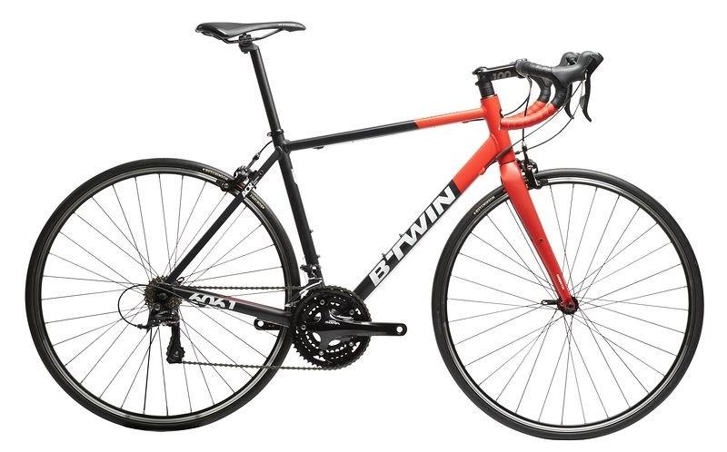 rower szosowy btwin triban 520