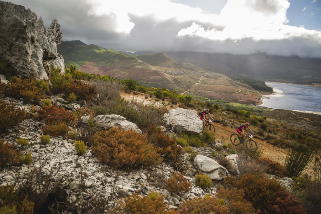 Absa Cape Epic 2015 Stage 2 Elgin