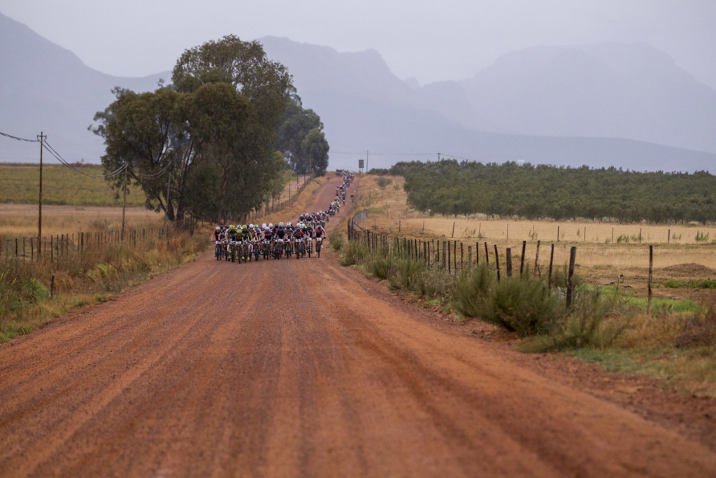 Absa Cape Epic 2015 Stage 6 Wellington