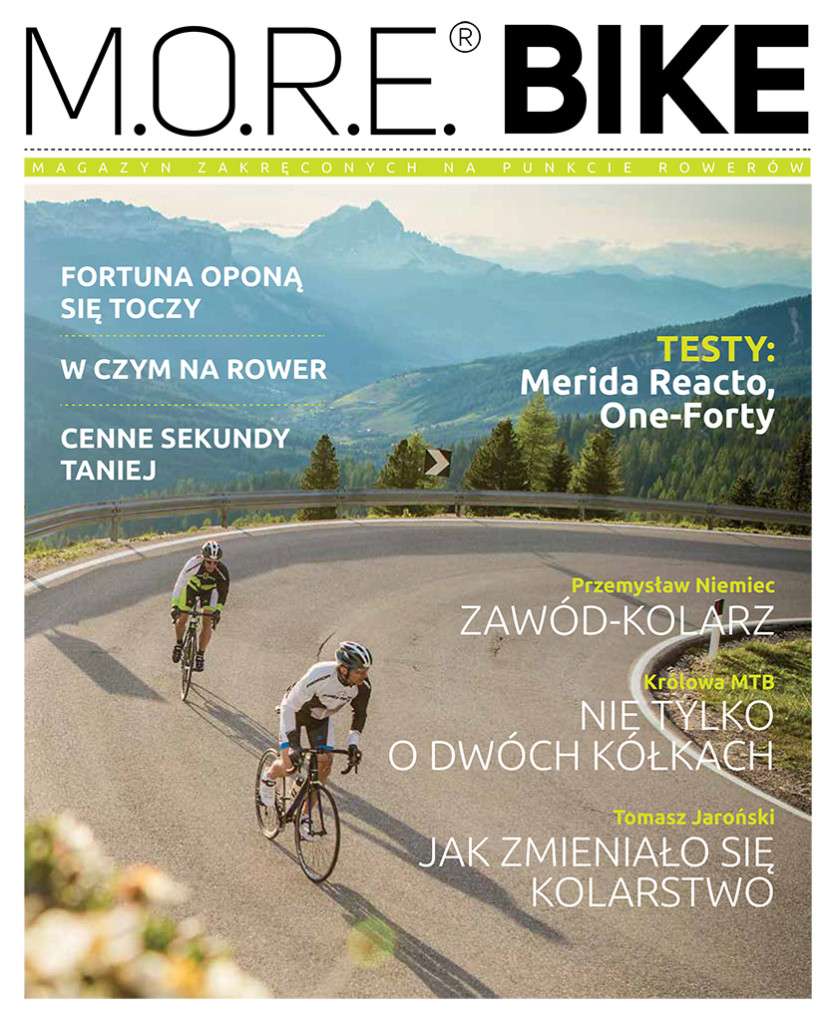 MORE BIKE_okladka