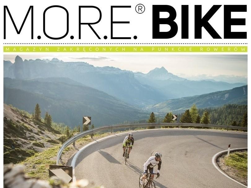 """[PR]  """"MORE BIKE"""" – przeczytaj nowy magazyn rowerowy"""