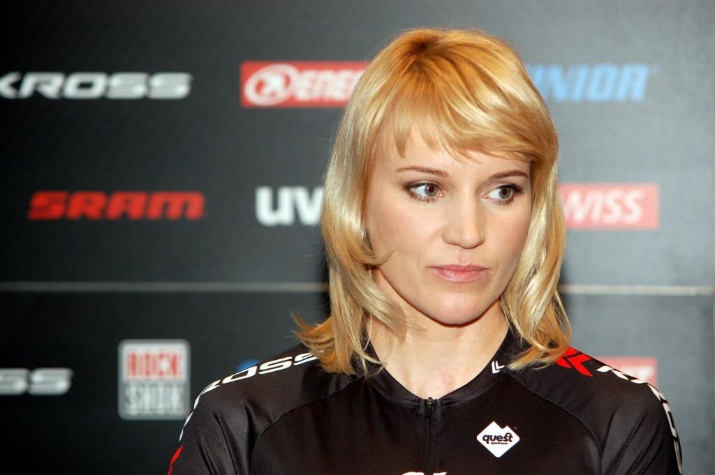 anna szafraniec rutkiewicz kross racing team