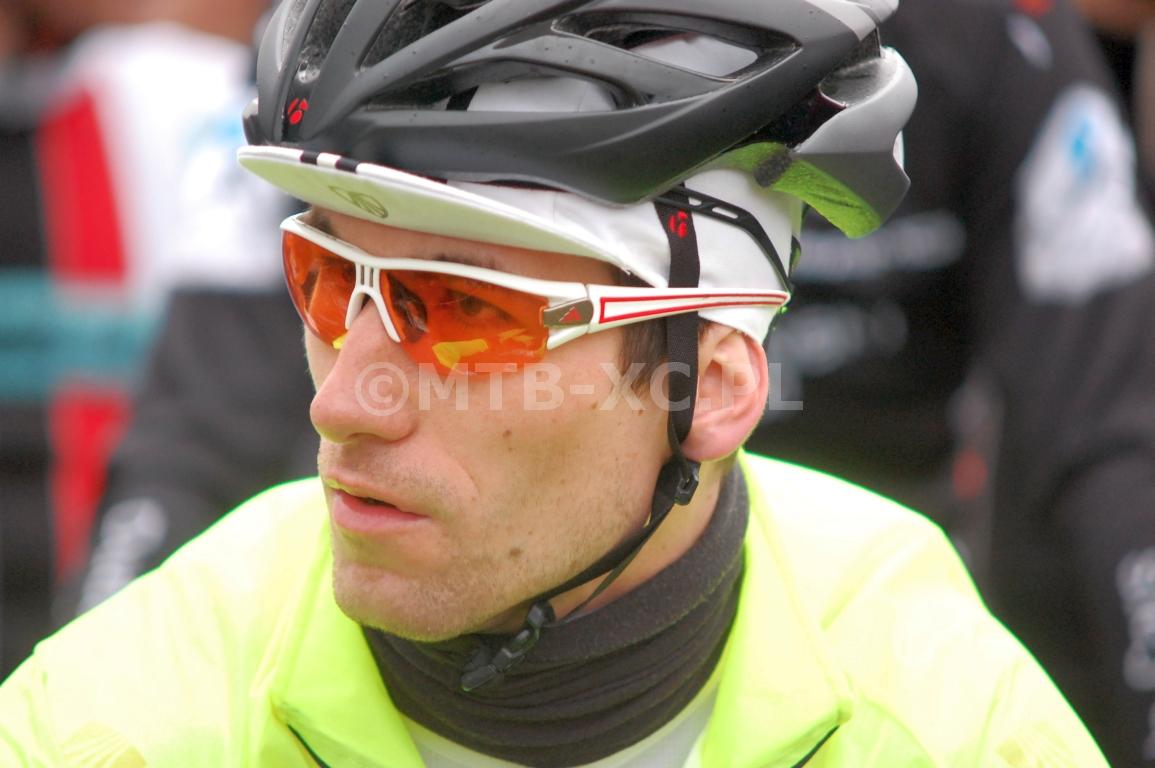 Borys Góral (Thule Team) – Kaczmarek Electric MTB, Rydzyna