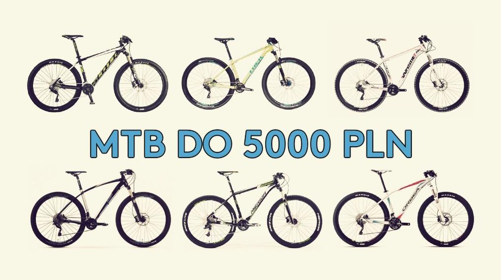 Rower górski do 5000 złotych [2015]