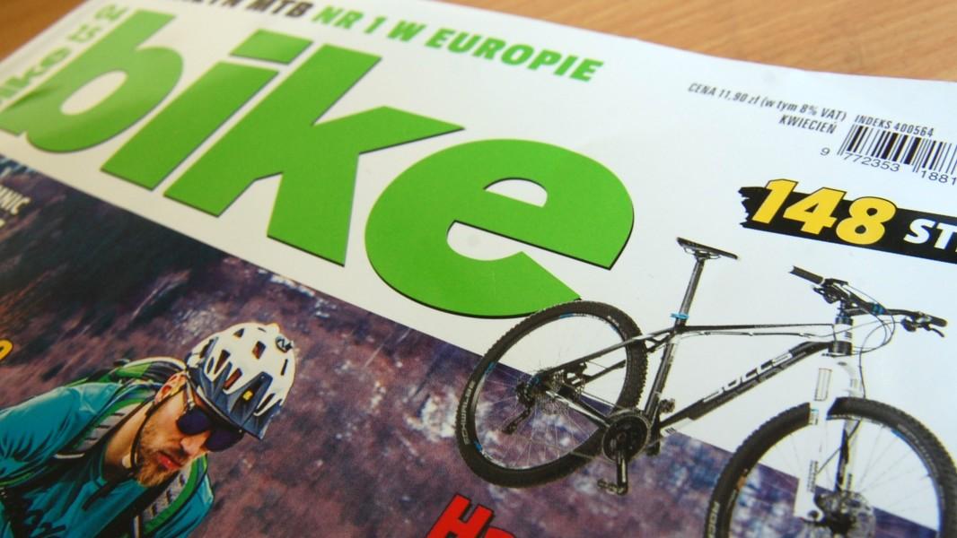 Przegląd prasy – Bike 04/15