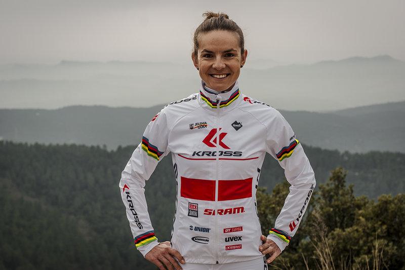 [PR] Maja Włoszczowska 2. w wyścigu Trofeo Delcar XCO – Montichiari