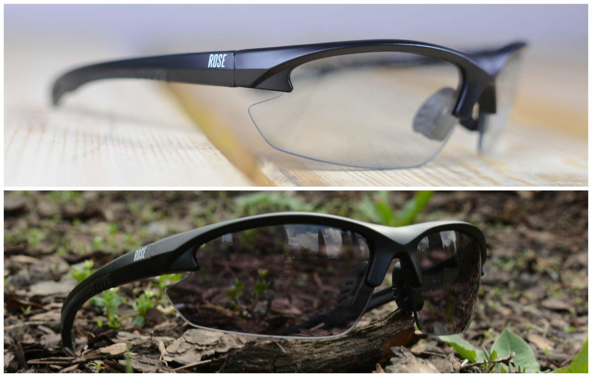 Okulary Rose PS 03 photochromic [test]