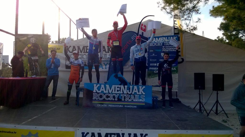 [PR] Bartłomiej Wawak (KRT) tuż za podium w Chorwacji
