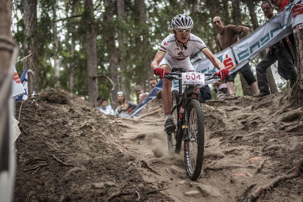 Maja Włoszczowska (Kross Racing Team): Nie wyobrażam sobie Rio bez Ani Szafraniec