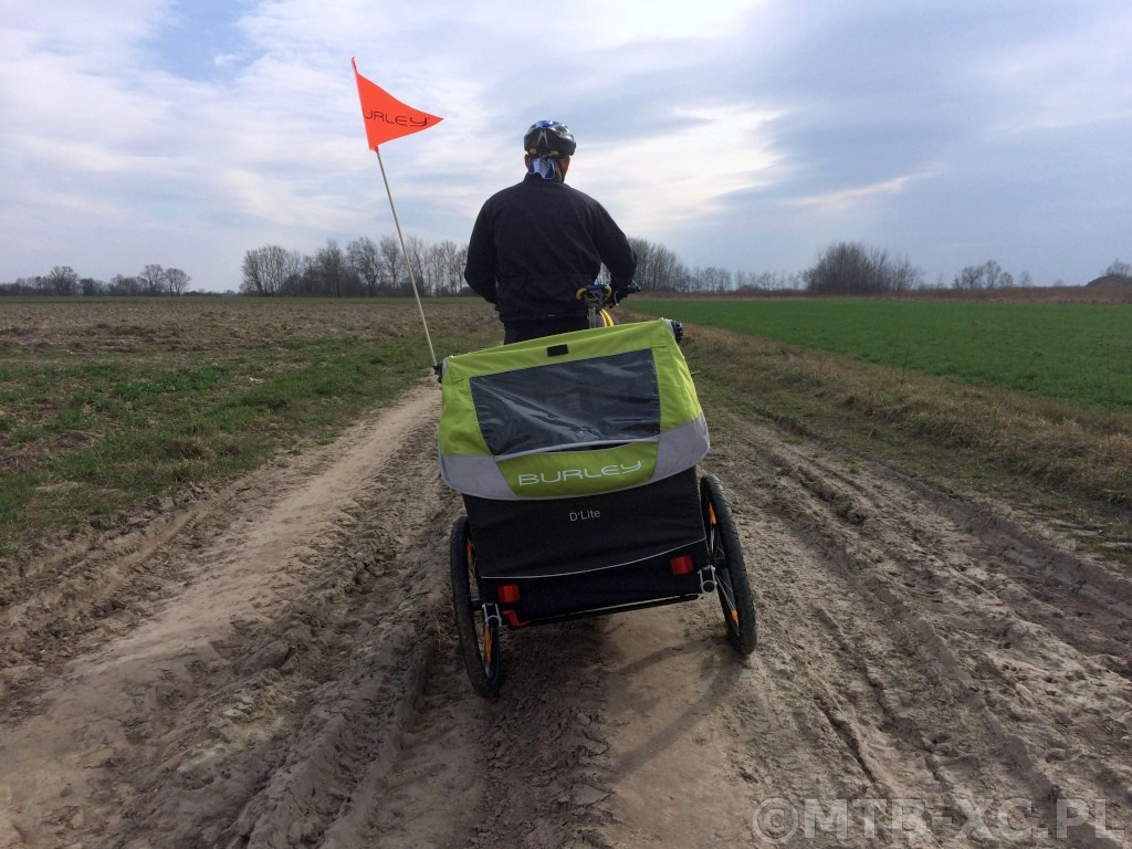 przyczepka rowerowa burley d'lite 2015 05
