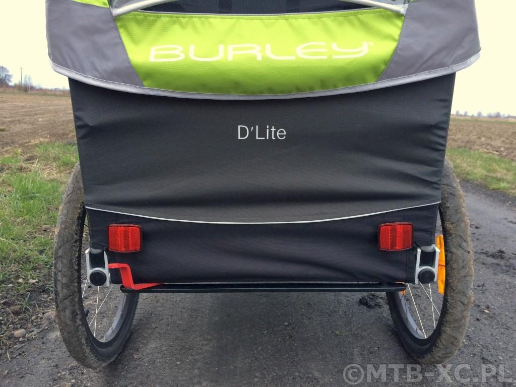 przyczepka rowerowa burley d'lite 2015 09