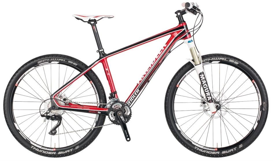 rower górski Kreidler Stud cardbon 1.0