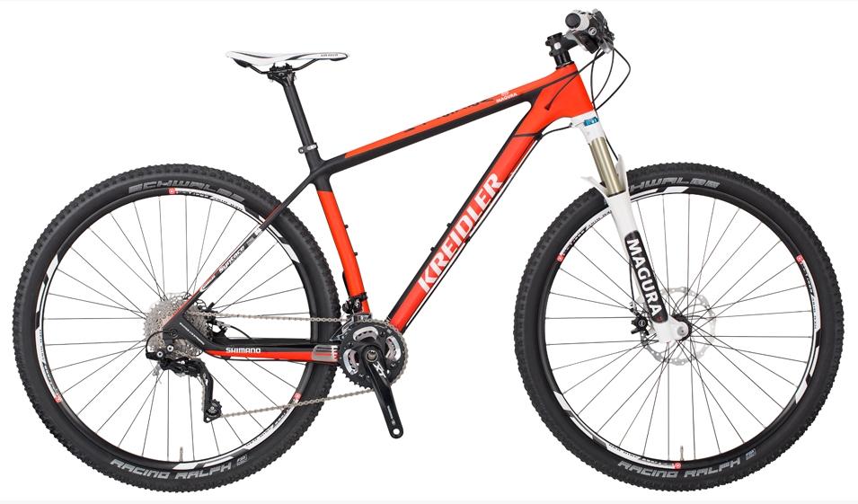 rower górski kreidler stud 29er carbon team replica