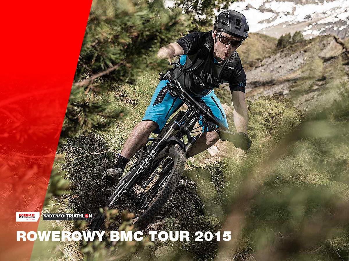 [PR] Rowerowy BMC Tour 2015