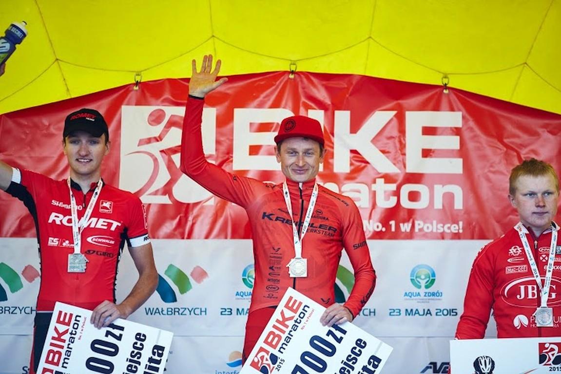 [PR] Bike Maraton Wałbrzych – ponad 1300 kolarzy pod Chełmcem