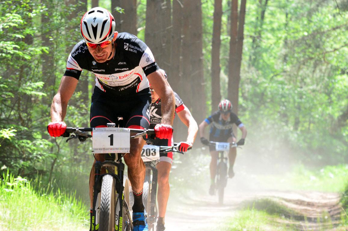 [PR] Relacja z III etapu Grand Prix Kaczmarek Electric MTB 2015