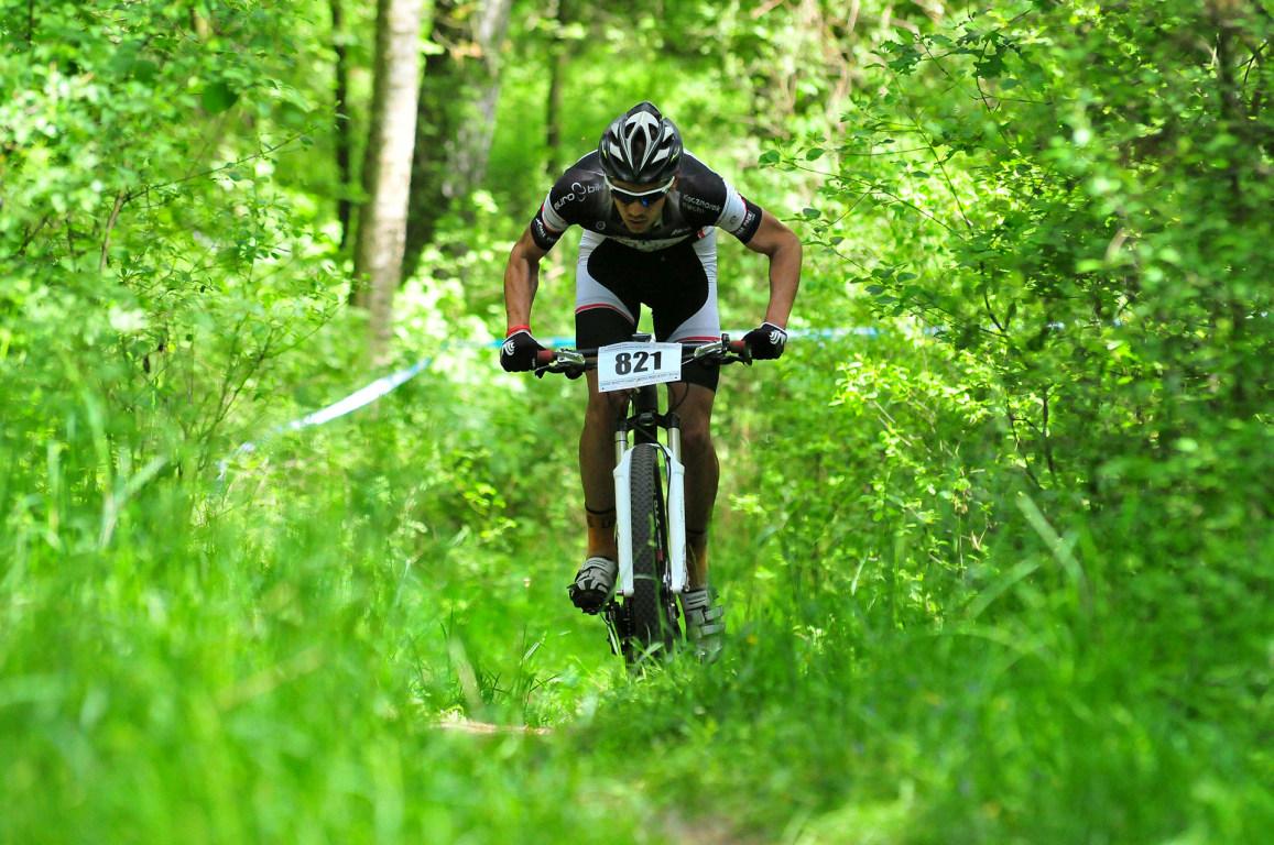 Bartosz Kołodziejczyk (Euro Bike Kaczmarek Electric) – GP Kaczmarek Electric MTB – Sulechów