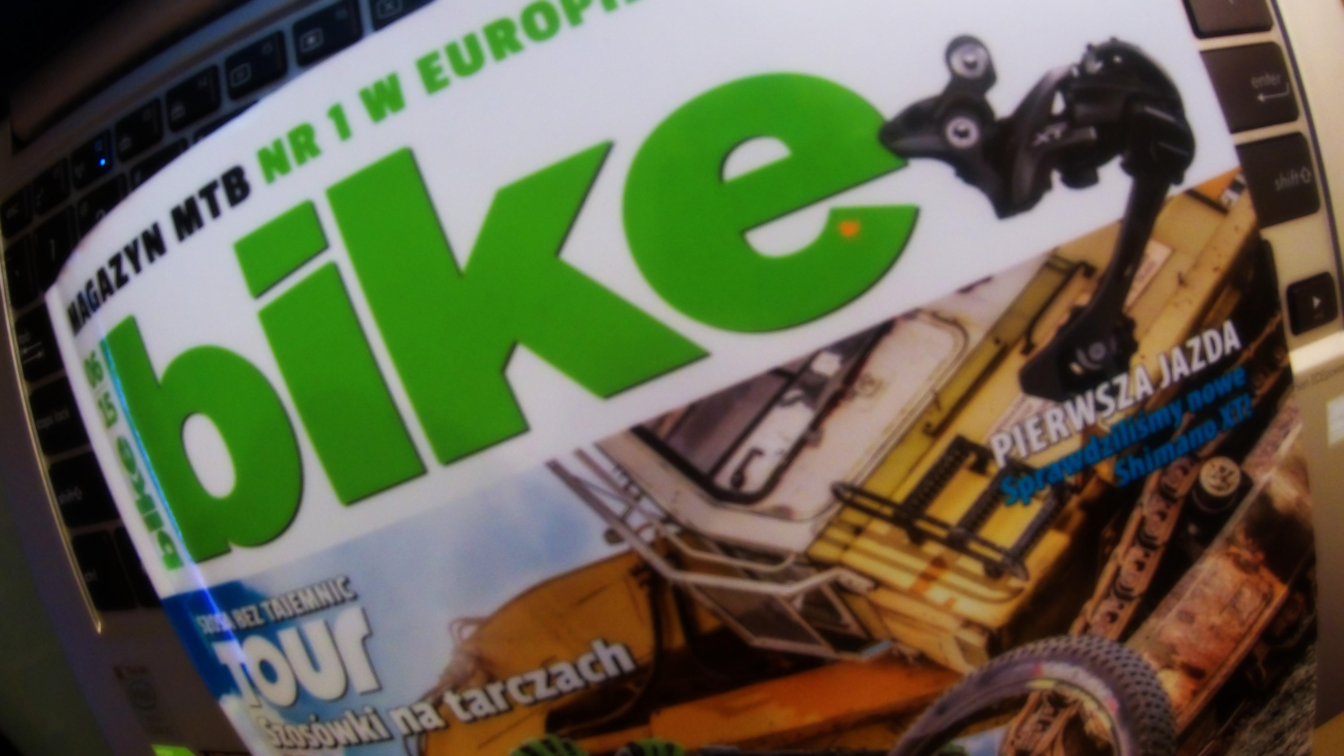Przegląd prasy – Bike 06/2015