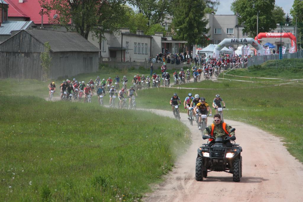 Maraton w Odrzywole z misją specjalną!