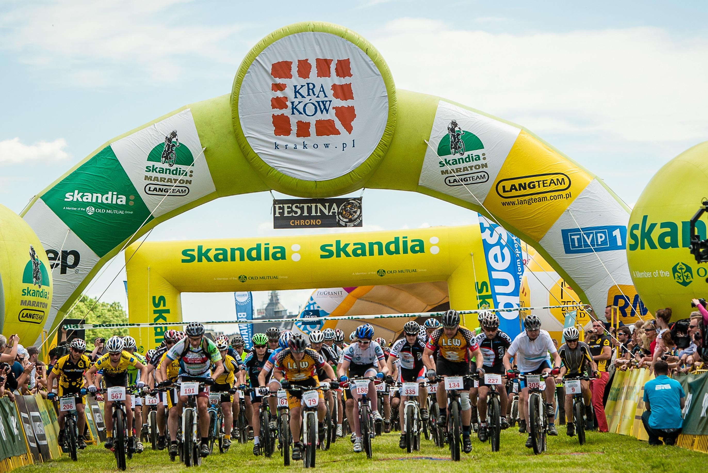 [PR] Skandia Maraton w Krakowie
