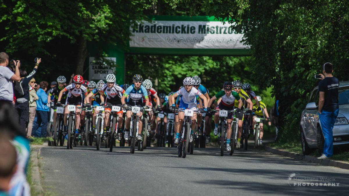 Kross MTB Race w ramach AMP w Jeleniej Górze [PR]