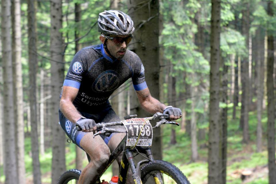 Bogdan Czarnota (VW Samochody Użytkowe) – Bike Maraton / PP XCM – Bielawa
