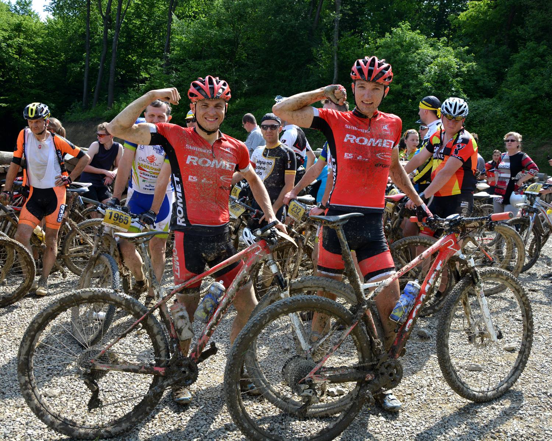 Dominik Grządziel (Romet Racing Team) – Cyklokarpaty – Polańczyk