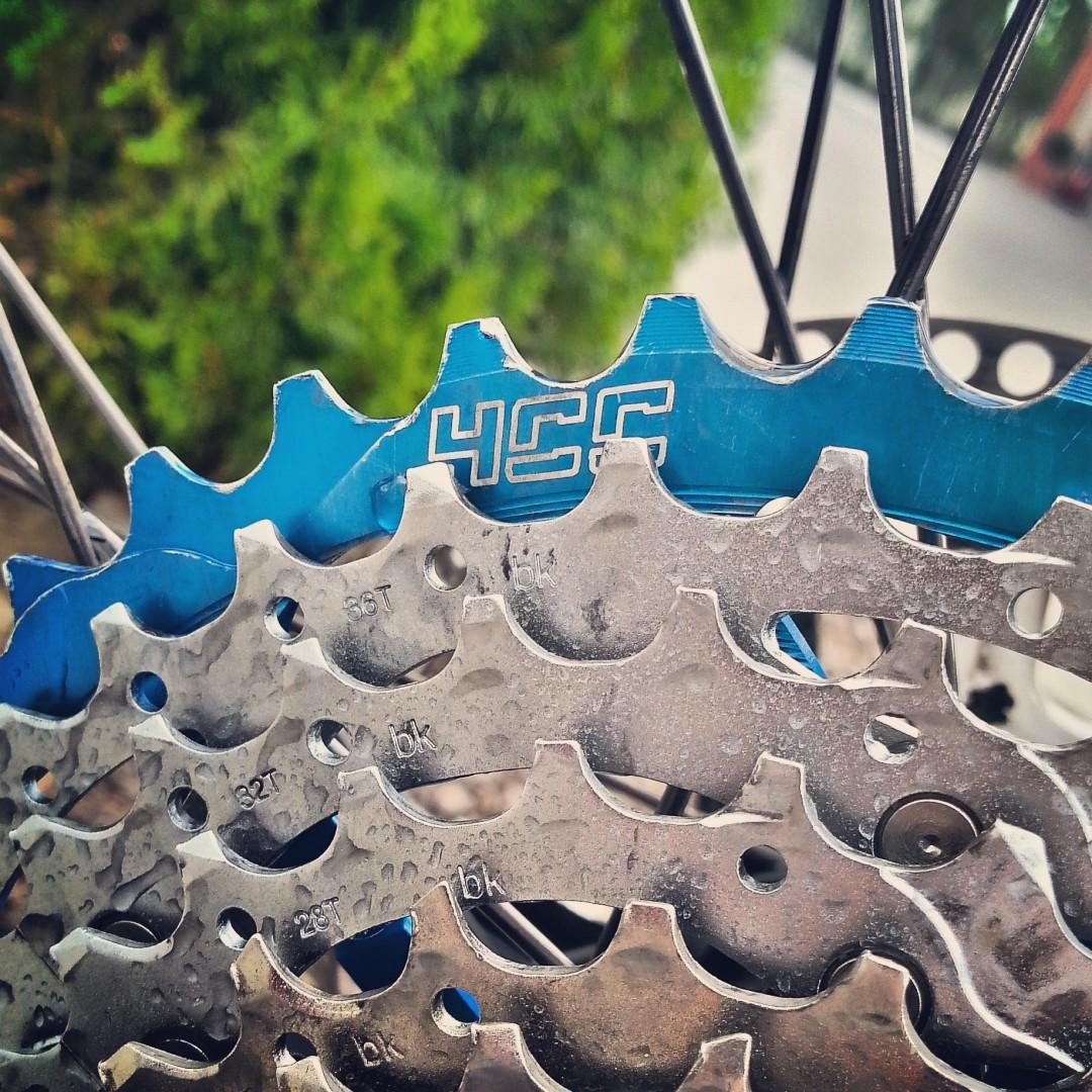 Rower umyty, to zadowolony rower, a zadowolony rower, to szybki rower :)