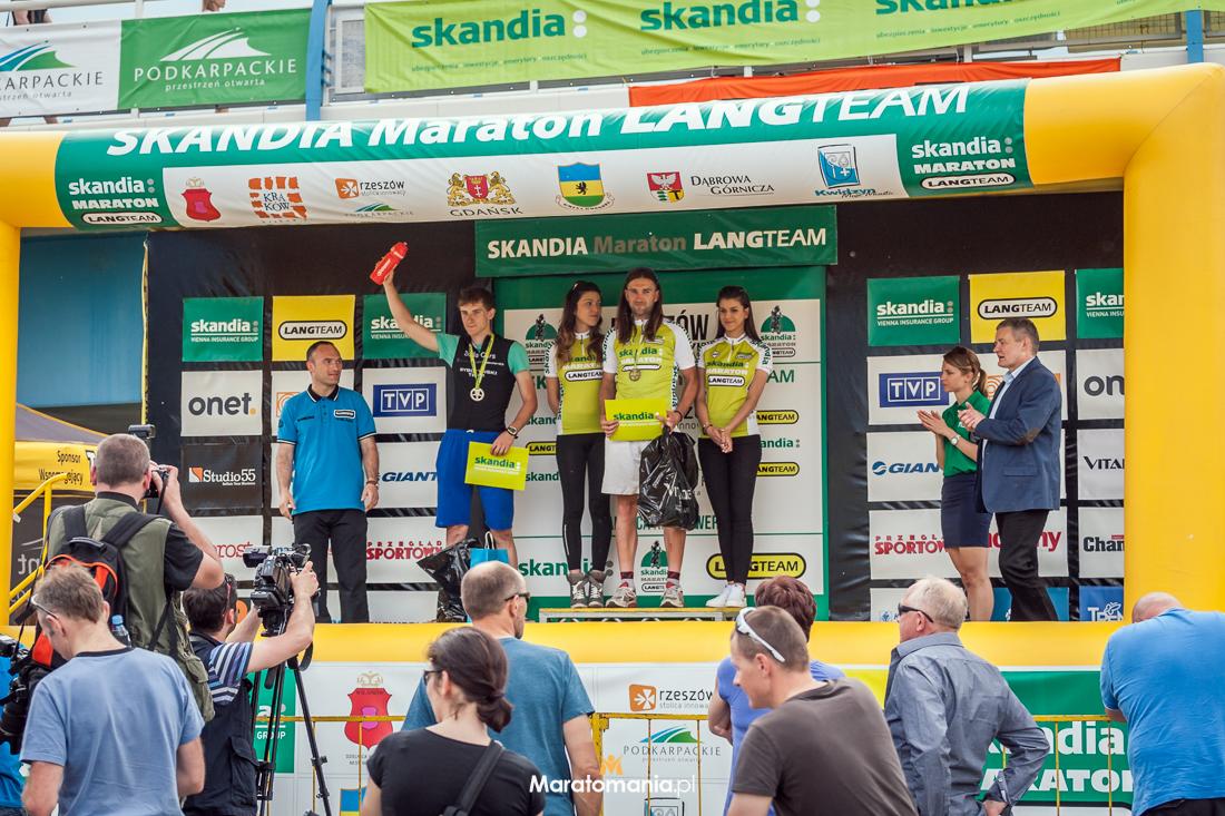 Mateusz Bieleń – Skandia Maraton – Rzeszów
