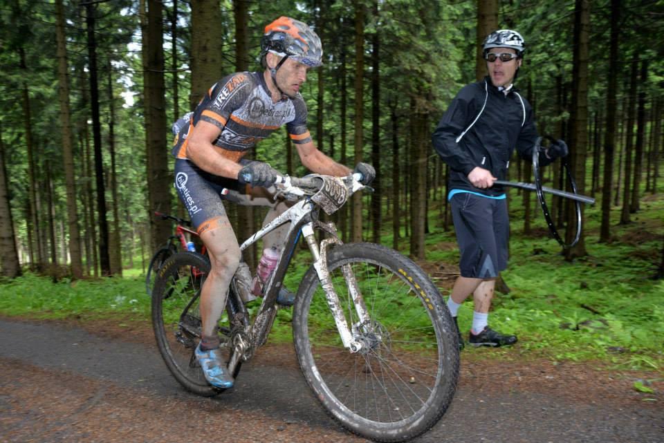 Artur Mioduszewski (Trezado BikeTires.pl) – PP XCM – Jelenia Góra