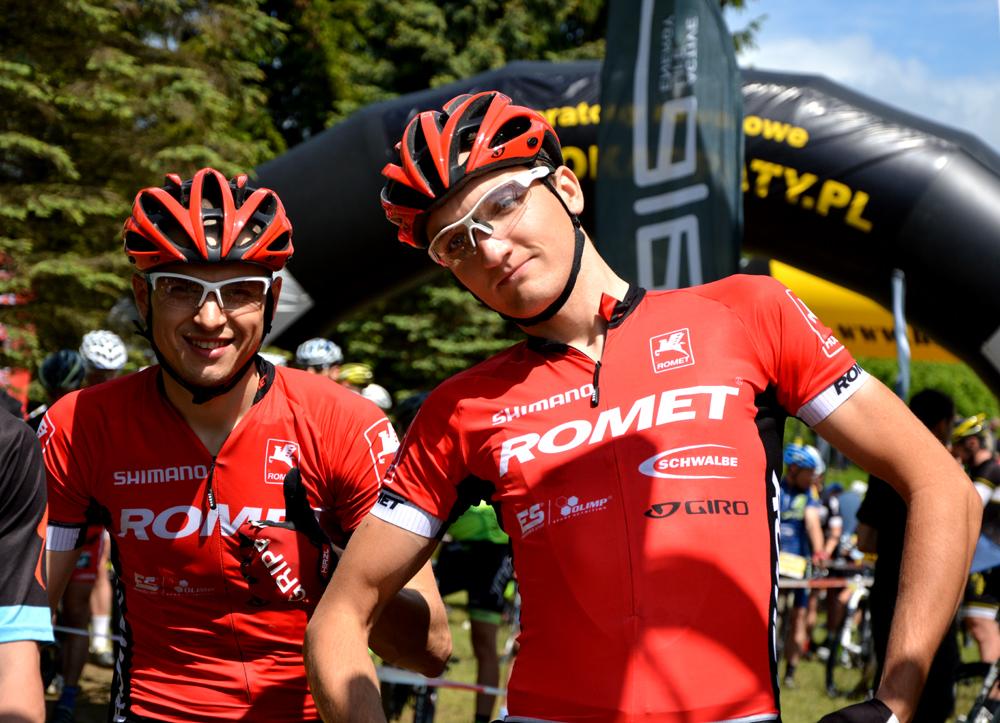 Bartosz Janowski (Romet Racing Team) – Cyklokarpaty – Polańczyk