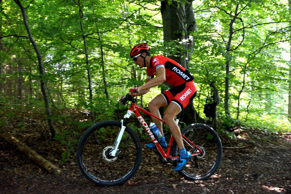Bartosz Janowski (Romet Racing) – Bike Maraton – Wisła
