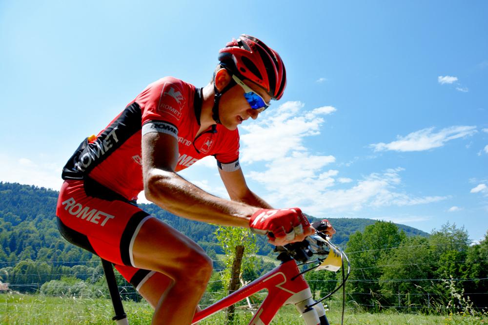 Bartosz Janowski (Romet Racing) – Cyklokarpaty – Strzyżów