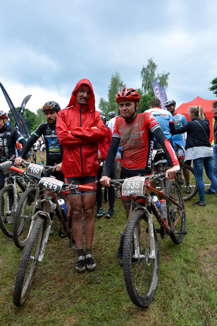 bartosz janowski romet racing puchar polski w maratonie mtb bike maraton jelenia góra 2015 meta