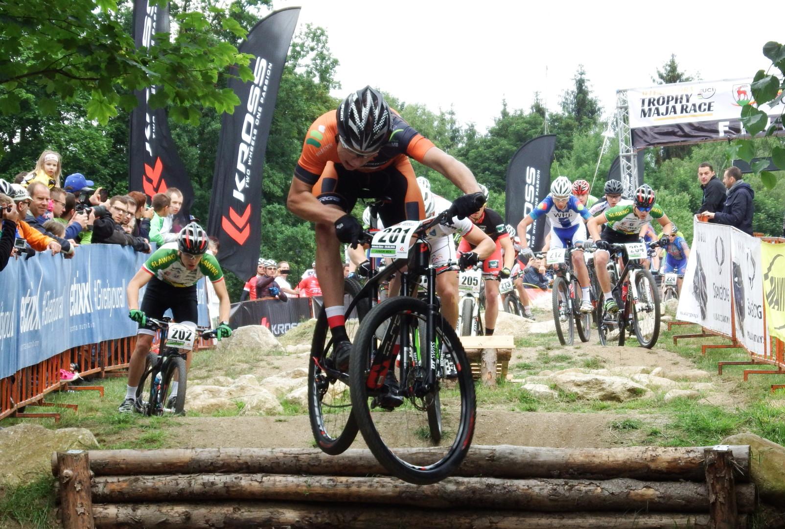 Filip Helta (KKW Superior Wałbrzych) – Maja Race – Jelenia Góra