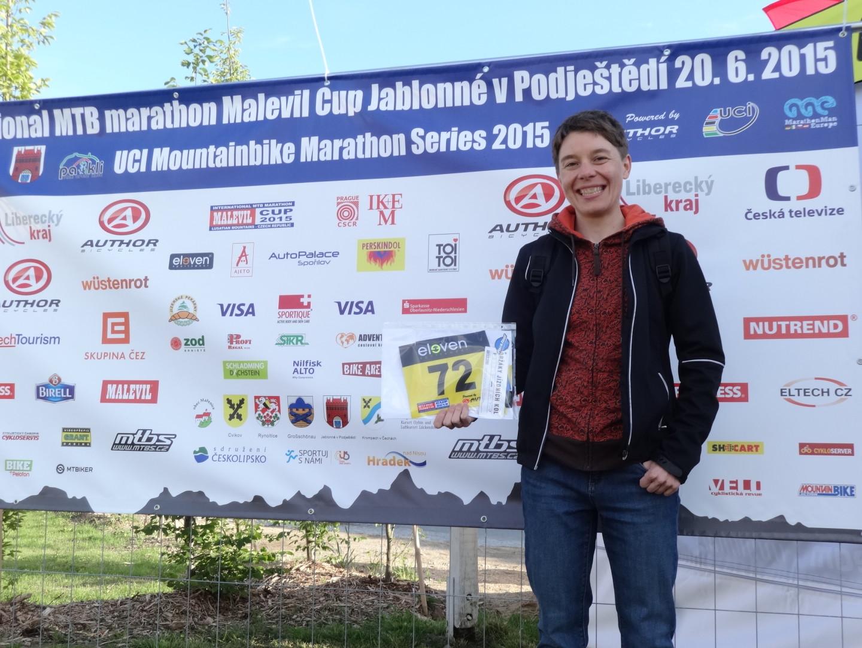 Kamila Płoszczyca (kamila-ploszczyca.pl) – UCI MTB Marathon Series Malevil Cup  – Jablonné v Podještědí