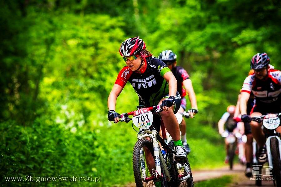 Katarzyna Pakulska (TRW Cloudware) – Poland Bike – Nadarzyn