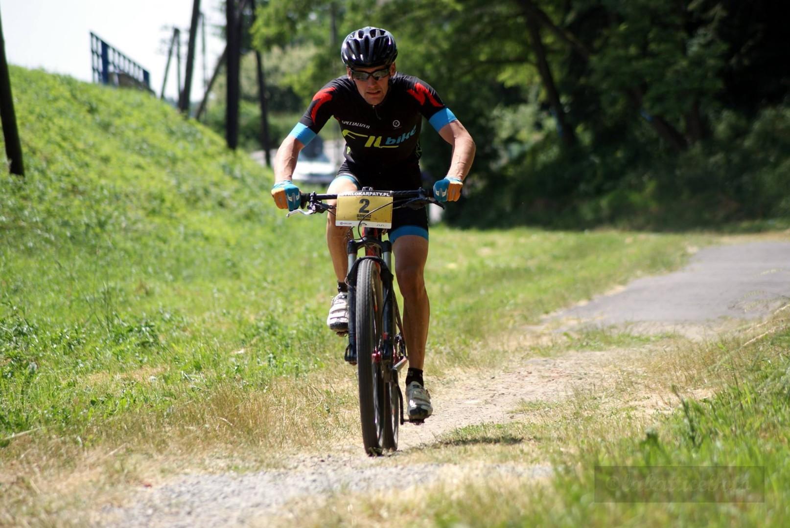 Sławomir Dziwisz (Fil-Bike Rzeszów) – Cyklokarpaty – Strzyżów