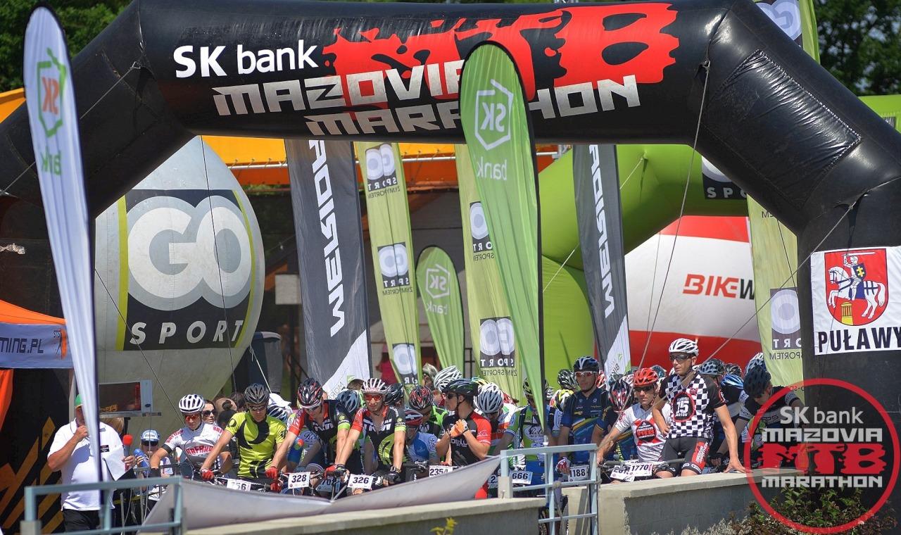 sk bank Mazovia MTB 2015 Puławy relacja 10