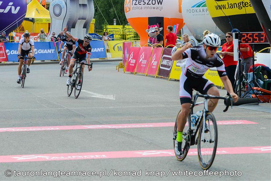 Karol Rudnik (Euro Bike Kaczmarek Electric) – Tauron Lang Team Race – Rzeszów