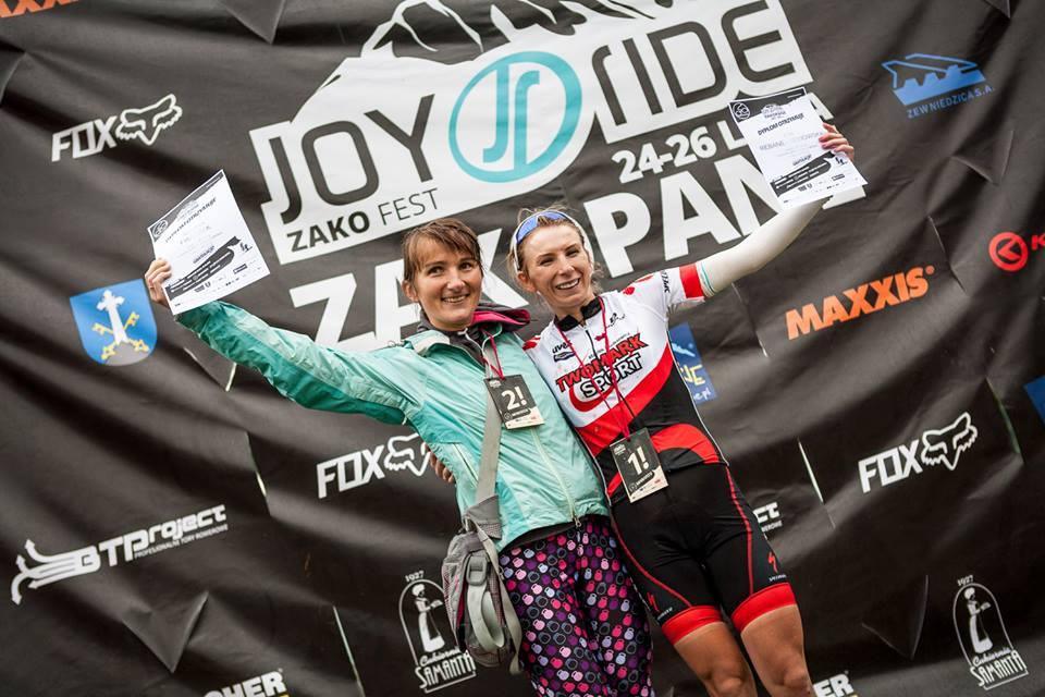 Ewa Rebane Sodowska (Twomark Sport Specialized) – Cyklokarpaty – Zakopane