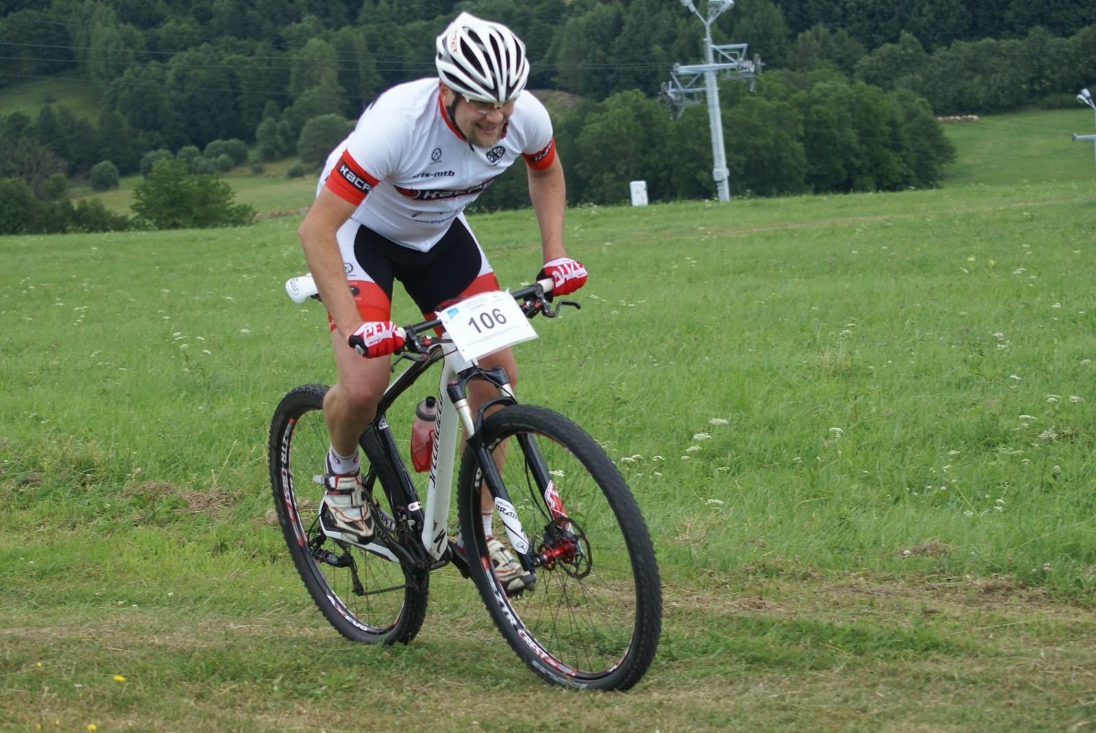Krzysztof Woliński (kacper-rowery.com) – Łysogórki – Dziwiszów