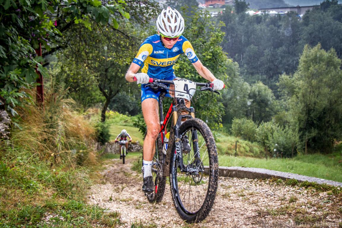 Mistrzostwa Europy MTB 2015 Chies d'Alpago Włochy juniorki 005