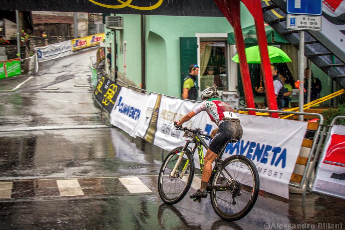 Mistrzostwa Europy MTB 2015 Chies d'Alpago Włochy juniorki 018