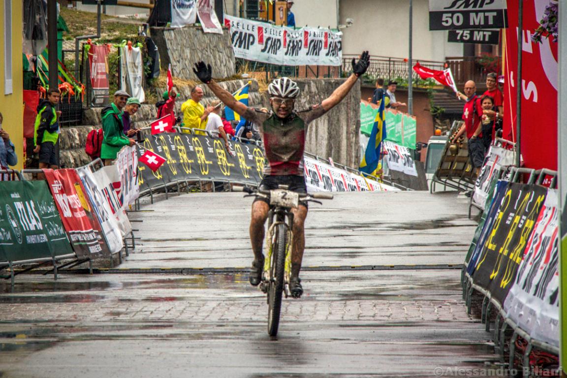 Mistrzostwa Europy w kolarstwie górskim 2015 – Chies d'Alpago, Włochy – juniorki [galeria]