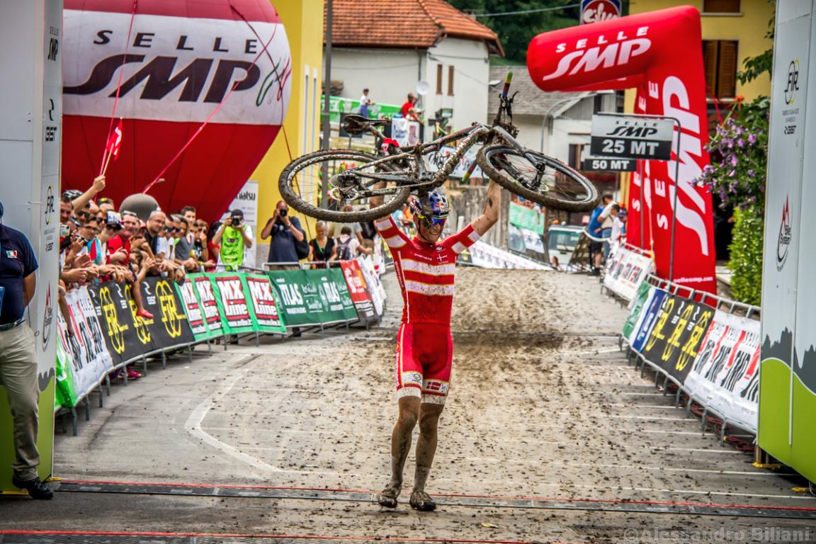 Mistrzostwa Europy w kolarstwie górskim 2015 – Chies d'Alpago, Włochy – juniorzy [galeria]