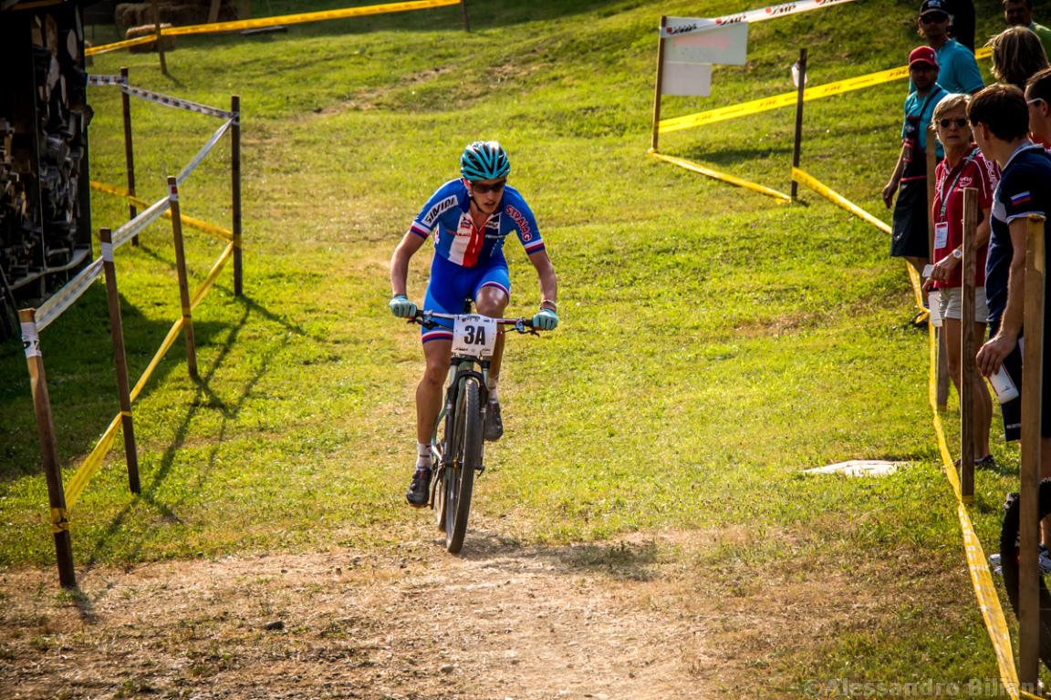 Mistrzostwa Europy MTB 2015 Chies d'Alpago Włochy szrtafeta 009