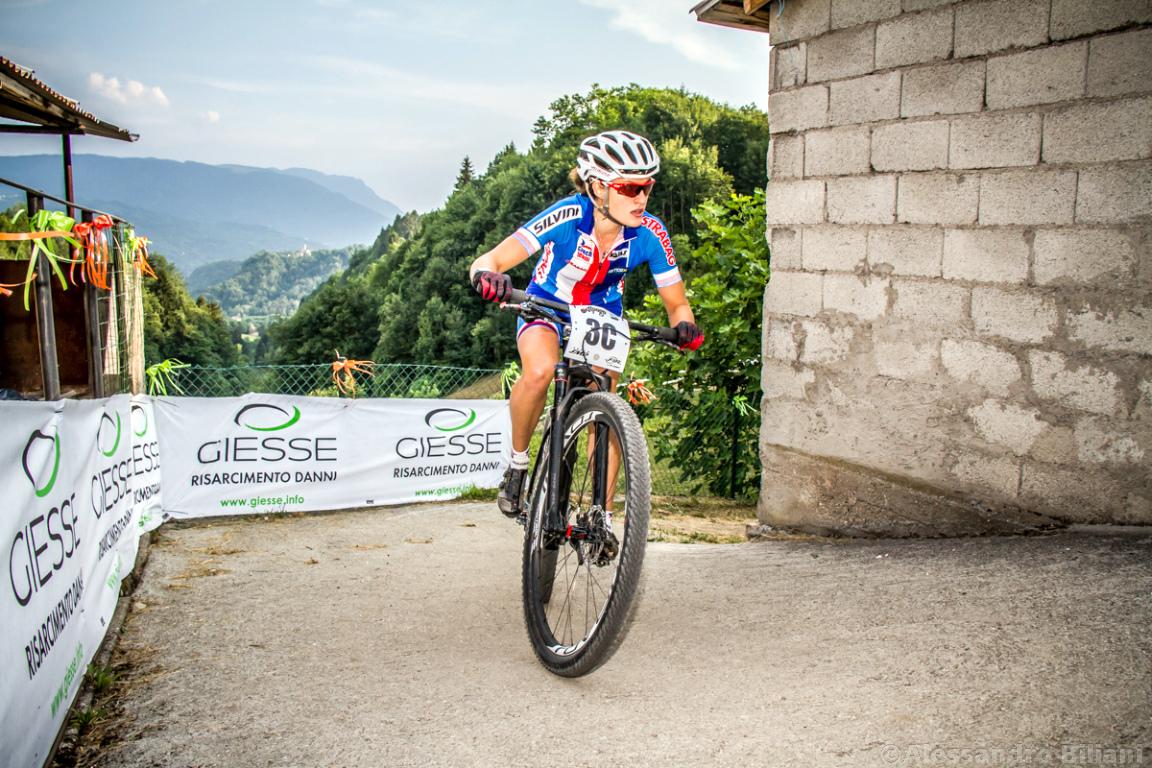 Mistrzostwa Europy MTB 2015 Chies d'Alpago Włochy szrtafeta 022
