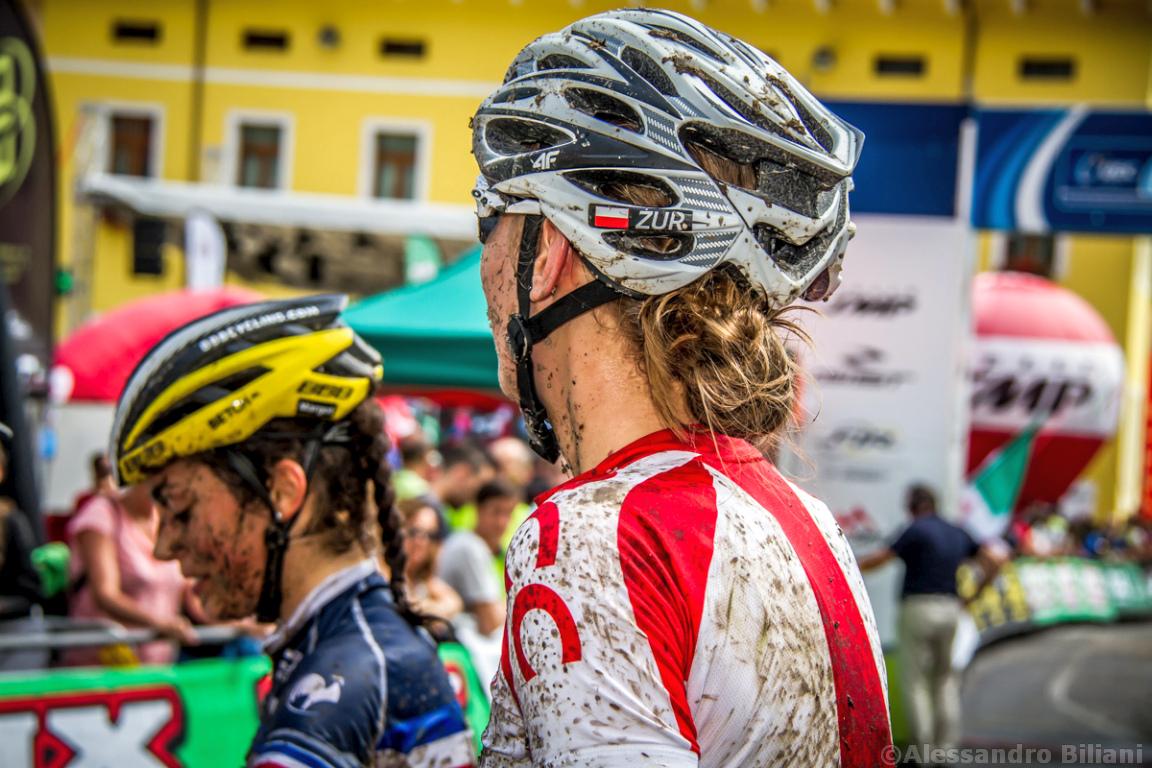 Mistrzostwa Europy MTB 2015 Chies d'Alpago Włochy u23 kobiety orliczki 014