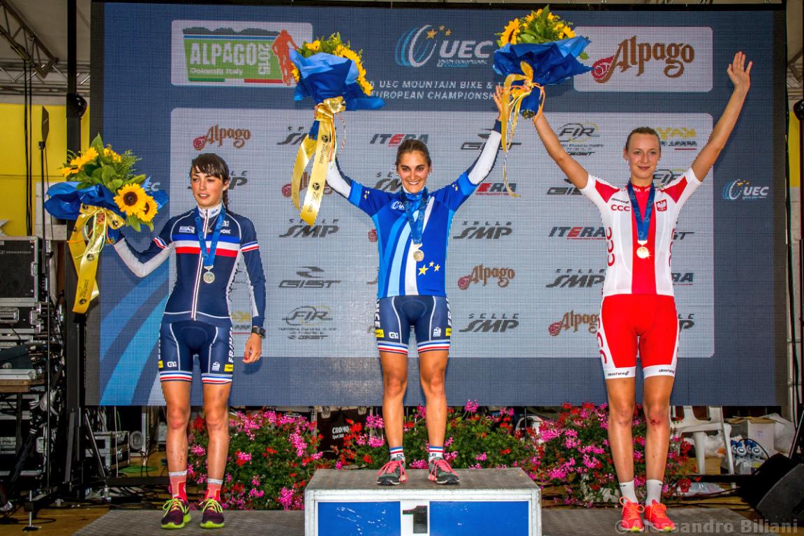 Mistrzostwa Europy w kolarstwie górskim 2015 – Chies d'Alpago, Włochy – orliczki [galeria]